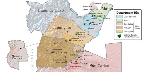 Mendoza Appellation